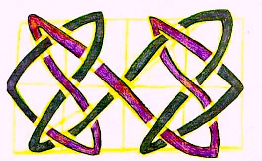 Grade 04 - Longobardian Knot 4