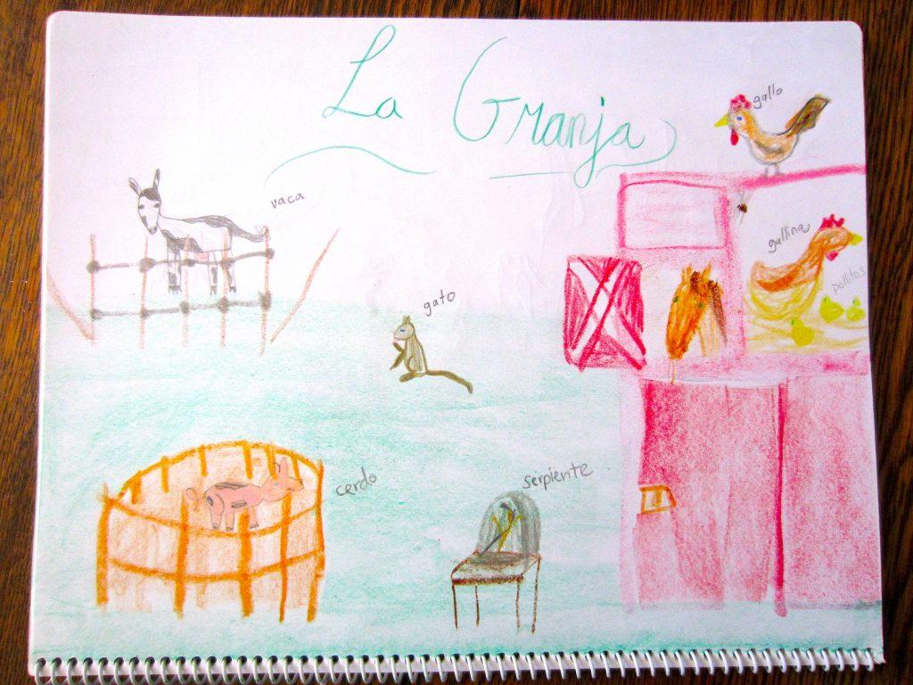 grade-3-Spanish-Book
