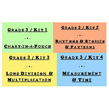 Grade 3 Individual Kits